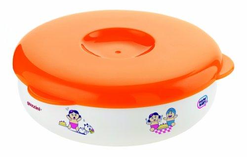 guzzini 07470083 scodella ermetica con coperchio arancio