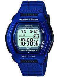 Casio Youth Grey Dial Women's Watch - HDD-600C-2AVDF (D057)