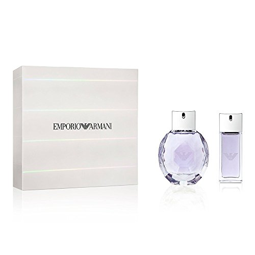 EMPORIO ARMANI DIAMONDS VIOLET 2015 Gift Set : 50ml Eau De Parfum EDP & 20ml EDP Spray