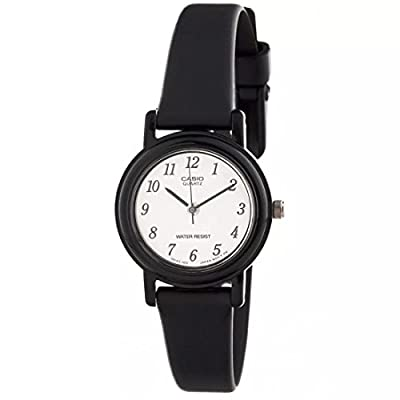 CASIO 19529 LQ-139BM-1B - Reloj de Señora Cuarzo Caucho