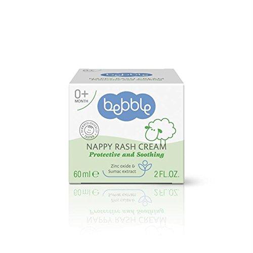 Bebble Baby Anti-Ausschlag Creme 60ml (Anti-ausschlag-creme)