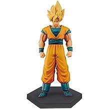 Dragon Ball Z - Figurine DXF - S.Saiyan Son Goku Chozousyu Vol 5 15 cm [Importación Francesa]