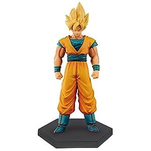Dragon Ball Z - Figurine DXF - S.Saiyan Son Goku Chozousyu Vol 5 15 cm [Importación Francesa] 2