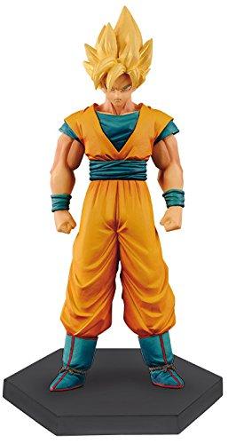 Dragon Ball Z - Figurine DXF - S.Saiyan Son Goku Chozousyu Vol 5 15 cm [Importación Francesa] 1