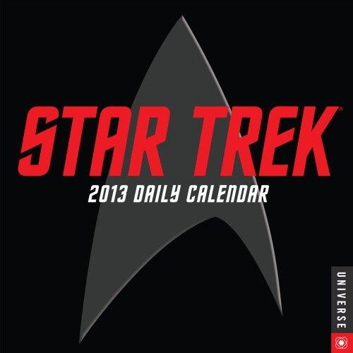 Star Trek 2013 Daily Calendar (Star Trek Kalender 2013)