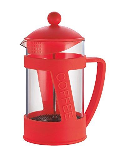 Cilio cafetière 6T 345810 melina rouge
