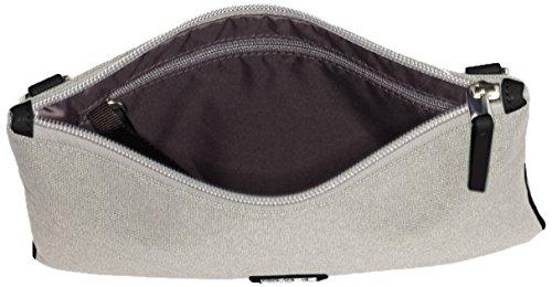 BREE Limoges 6 S17, Sac Mehrfarbig (light Grey/black)