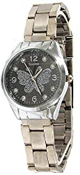 Gt Gala Time Analogue Black Dial Women's Watch, Gt-Sooms-0017