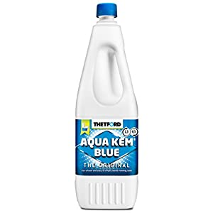Thetford aqua-kem Geruchskontrolle für tragbare Toiletten 2L