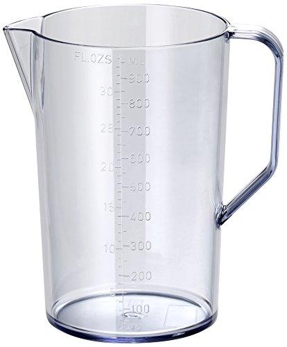 Bamix MX790024 Cruche graduée avec poignée 1000 ml