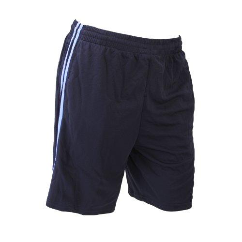 Gamegear® - Pantaloncini Sportivi - Uomo Nero/Bianco
