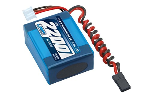 LRP Electronic 430350 - LiPo 2200 RX-Pack small Hump, RX-only, 7.4 V Rx-hump Pack