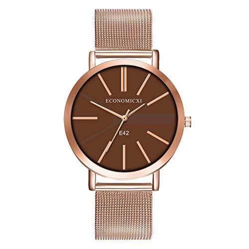 Uhren Damen Armbanduhr Mode Frauen Mädchen Analog Quarz Eule Anhänger Damen Kleid Armband Uhren Mode Uhrenarmband ABsoar