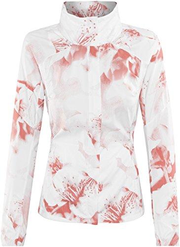 adidas Tokyo - Veste course à pied Femme - rouge/blanc 2018 jacket gris