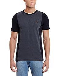 United Colors of Benetton Mens T-Shirt (8903975210103_16A3089J3028I_S_Black-100)