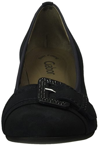 Gabor Shoes 55.424 Damen Geschlossene pumps Blau (pazifik 16)