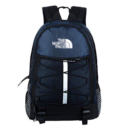 GBT Outdoor-Freizeit Sportmode Wasserdichte Berg Taschen(Im Freienbeutel, Handtasche, Schulterbeutel, Rucksack, Mappe, Kosmetischer Beutel, Brett, Multifunktionspaket) deep blue