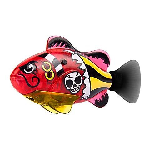 Robo Fish Pirate (Styles May Vary)
