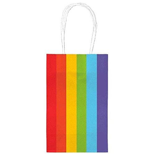 x 21cm Rainbow Behandeln Taschen ()