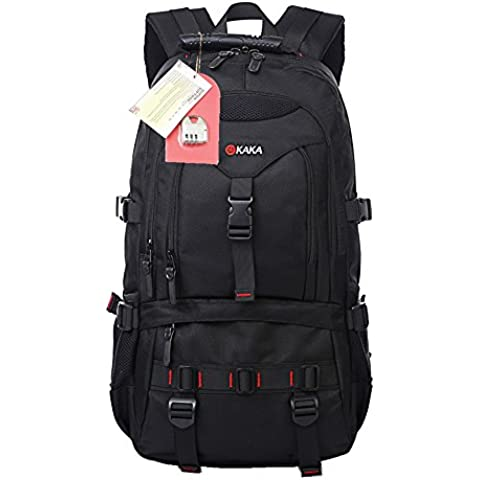 Mochila para Portatil / Notebook / Ordenador / PC Mochilas Escolares Backpack Laptop (17 '')