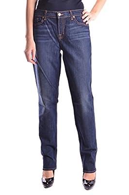 J Brand Women's Mcbi159003o Blue Cotton Jeans