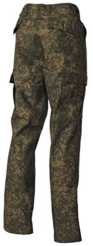 MFH, Pantaloni da combattimento Uomo US BDU Russisch Digital