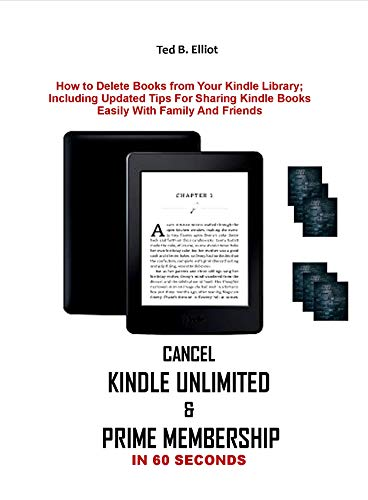 CANCEL KINDLE UNLIMITED & PRIME MEMBERSHIP IN 60 SECONDS: How to ...