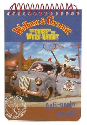 Preisvergleich Produktbild Wallace & Gromit spiral memo (A7) and vintage cars (4905370492140)
