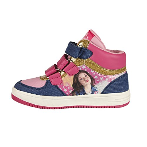 Soy Zapatilla Bota Casual Zapatos Disney Para Luna Con Niña Luz Nw8nyvm0O
