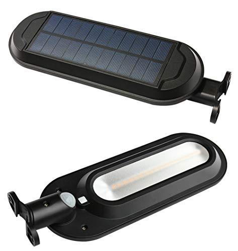 LUTEC Solarbetriebene Außenwandleuchte