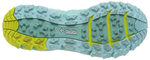 Columbia Caldorado II, Scarpe da Trail Running Donna Blu (Aquarium, Zour)