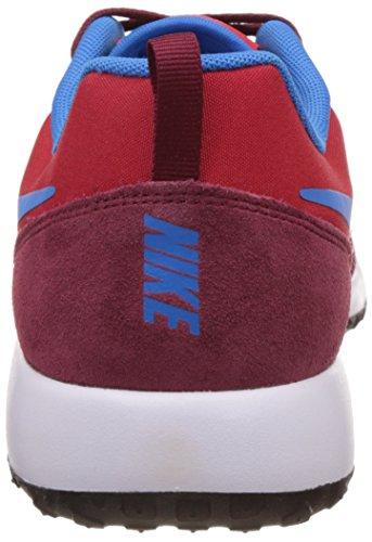 Nike Mens Elite Shinsen Scarpe Da Fitness Allaperto, Verde, Talla Rosso / Blu (squadra Rosso / Foto Blu-unvrsty Rd)
