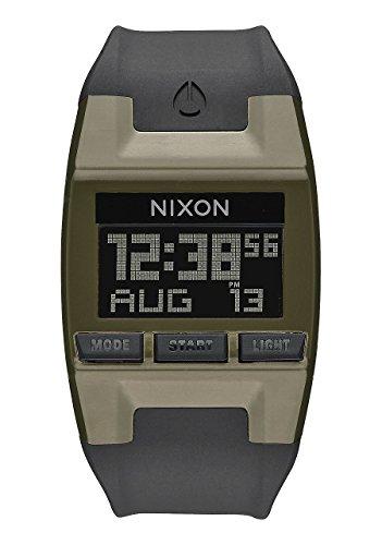 nixon-comp-color-surplus-black-size-one-size