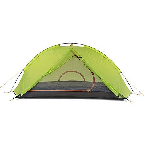 NatureHike Taga 1-2 Persona tenda da campeggio zaino tenda 20D Ultralight Tessuto NH17T140-J