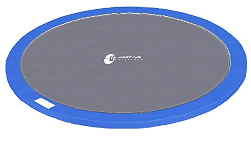 L-P-185 - Randabdeckung für Trampolin 1.85m Ø - Planenmaterial mit Gewebe