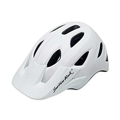 Yuncai Men and Women Cycle Helmet Outdoor Sport Mountain Bicycle Riding Helmets by Yuncai
