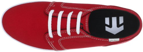Etnies LURKER VULC H 4104000123 Herren Fashion Sneakers Rot (RED/WHITE/BLACK 617)
