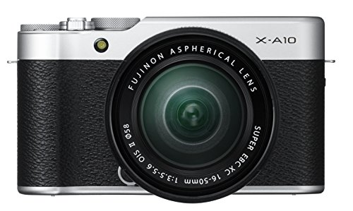 Fujifilm-X-A10-Cmara-EVIL-de-163-MP-pantalla-tctil-de-3-obturador-electrnico-video-Full-HD-Wifi-plata-kit-cuerpo-con-objetivo-XC-16-50-mm