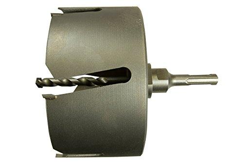 SDS-Plus universal Dosensenker Bohrkronen Mauerwerk Gipskarton Porenbeton 125mm