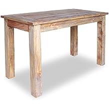 Amazon.es: mesa comedor madera reciclada