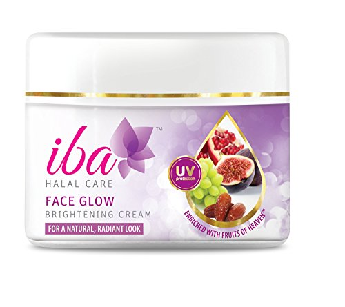Iba Halal Care Face Glow Brightening Cream, 50g