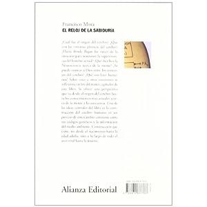 El reloj de la sabiduría : tiempos y espacios en el cerebro humano (Alianza Ensayo)