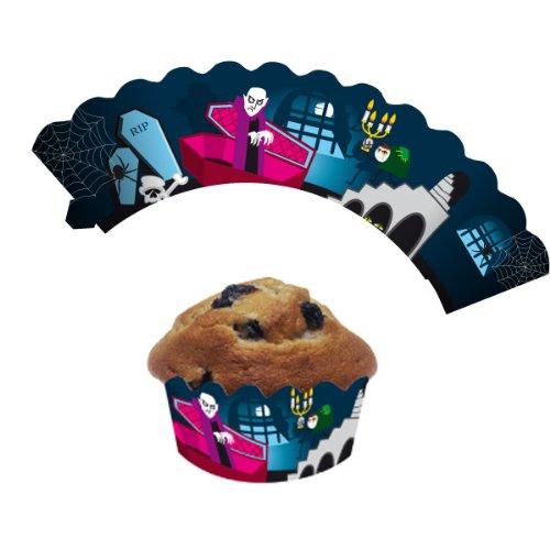 Deko-Banderolen für Muffins