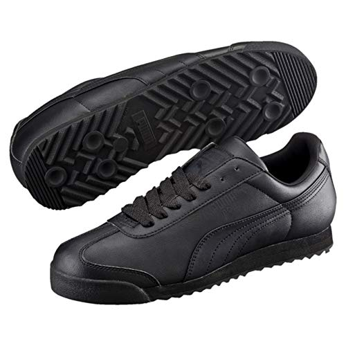 Puma Roma Basic, Zapatillas para Hombre, Negro (Black-black 17), 38 EU