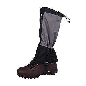 41et8gtZXOL. SS300  - Mountain Warehouse Highland Gaiters - Waterproof Walking Boots Gaiters