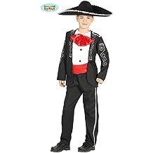 6925aef43fae2 Disfraz de Mariachi Mexicano para niño