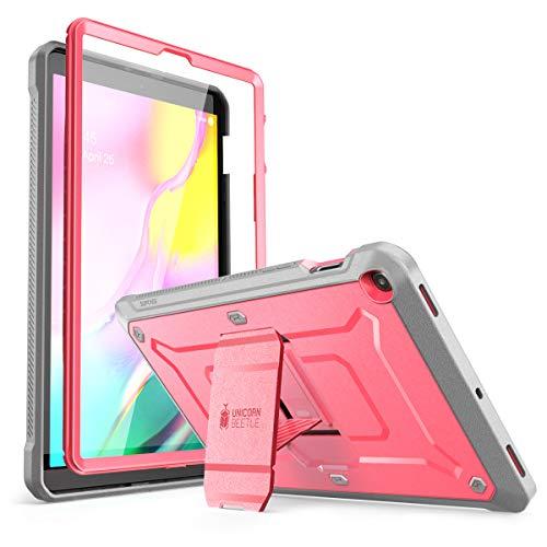 SUPCASE Schutzhülle für Galaxy Tab S5e, Einhorn Beetle Pro Serie, robuste Schutzhülle mit integriertem Displayschutz für Samsung Galaxy Tab S5e 26,7 cm (10,5