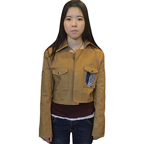 Scouting Legion Kostüm - Attack on Titan Scouting Legion Cosplay Kostüm Jacket