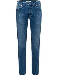 Brax Chuck Herrenhose: Slim Fit Jeans in innovativem Perma Hi-Flex-Denim, authentischer Five-Pocket-Style mit schmaler Passform, Art.-Nr. 88-6457