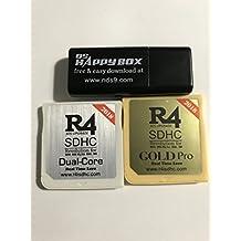 R4 grise compatible dslite/dsi/3ds/ new3ds/2ds/new2ds
